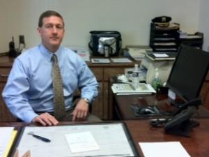 Police Chief Mark Kinmon