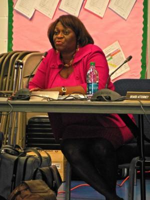 Superintendent Denise Lowe