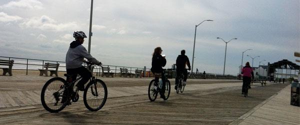 In Off Season Boardwalk Bike Rules Stay The Same Asbury Park Sun