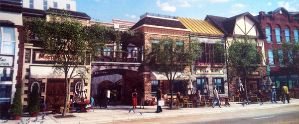 1st phase of johnny macs beer garden may be done by summer - Asbury Park Beer Garden