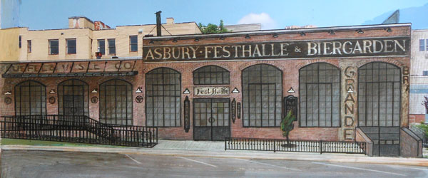 two story beer garden receives final approvals - Asbury Park Beer Garden