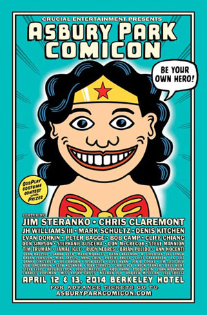 comicon poster