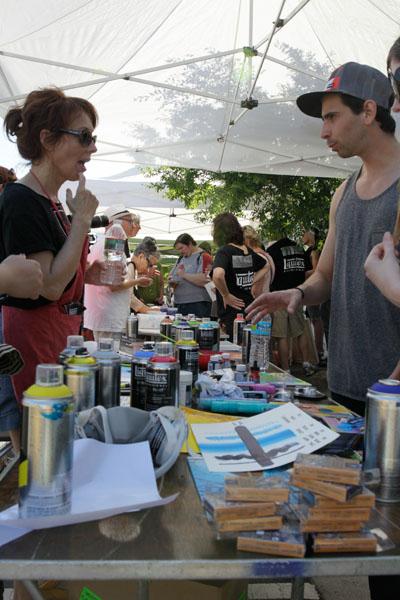 Art Tank To Host Third Annual Day Of Demos Asbury Park Sun