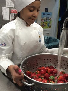 Sodexo Future Chef winner - Gates