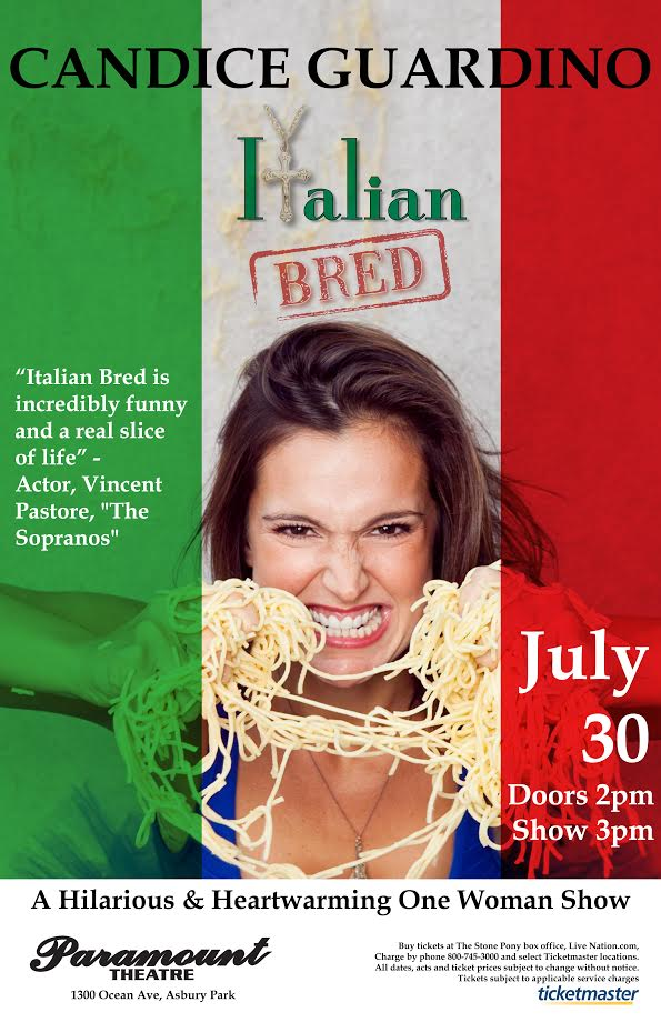 Italian Heritage Celebrated In Humor At The Paramount