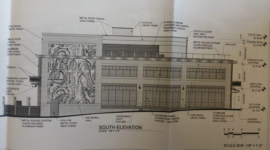 Madison Marquette Unveils Fourth Ave Pavilion Redesign Asbury Park Sun