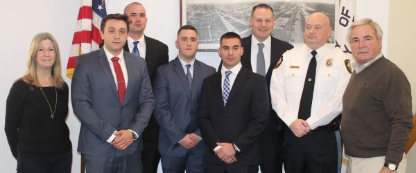 Asbury Park Police Department Welcomes Five New Officers
