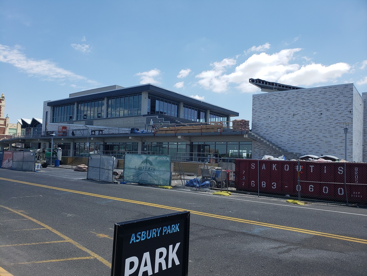 Iron Whale To Open In The Fifth Avenue Pavilion ‹ Asbury