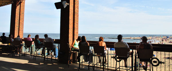 Beach Bar Reopens At Convention Hall