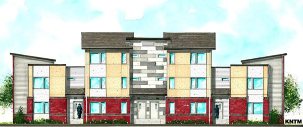 Springwood Michaels - phase one townhomes-SCALED
